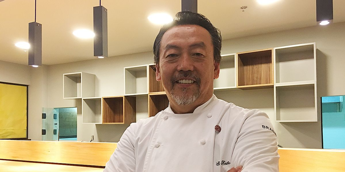 Close Up Chef  Shinya Koike