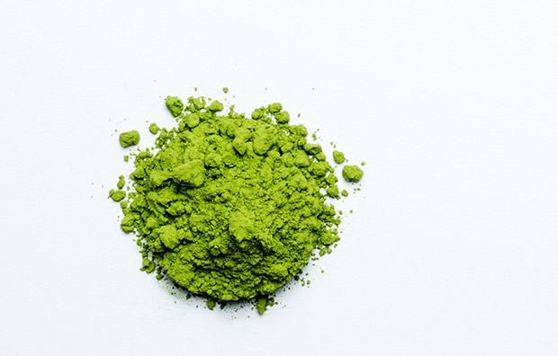 Matcha, beneficial to health and beauty