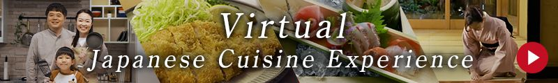 Virtual Japanese Cuisine Experience
