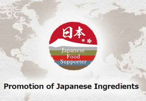 Promotion of Japanese Ingredients at Japanese Food Supporter Stores